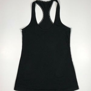 Lululemon  Black Tank Top Shirt, Size Small